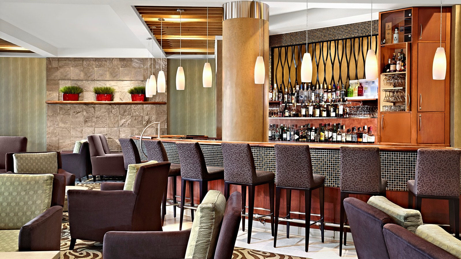 Calgary Restaurants - Lobby Lounge